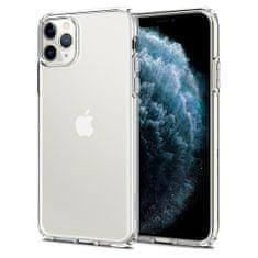 Spigen Liquid Crystal zaščitni ovitek za iPhone 11 Pro Max, TPU, prozoren