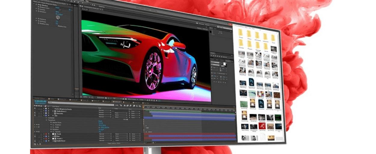 monitor dla grafików MSI (PRESTIGE PS341WU) wysoki kontrast żywe barwy