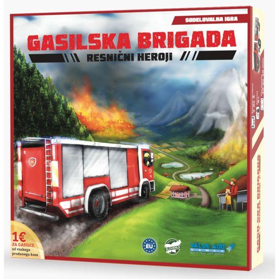 Value Add Games Gasilska brigada: Resnični heroji družabna igra