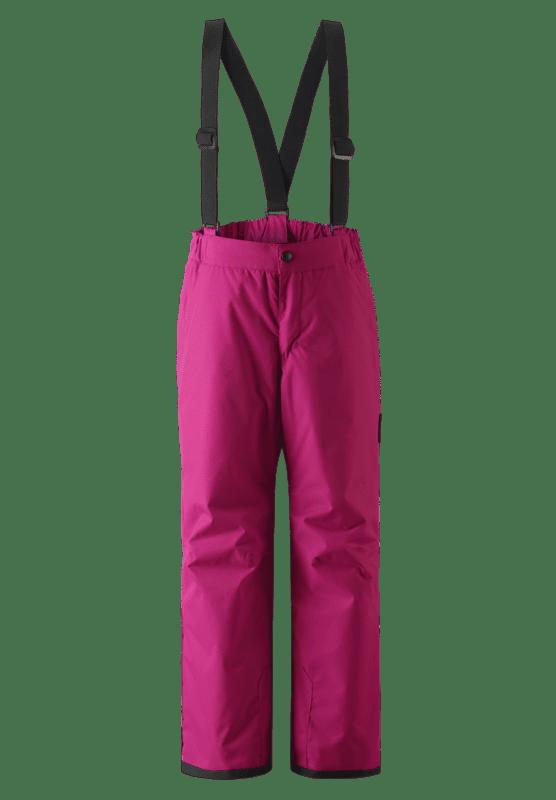 Reima dětské lyžařské kalhoty Proxima 134 světle růžová