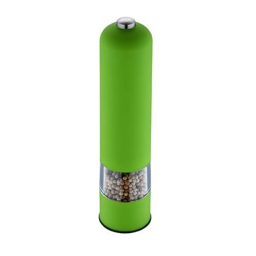 Renberg Mlýnek na pepř elektrický zelená