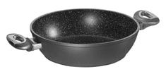 Stoneline Panvica servírovací s mramorovým povrchom 24 cm Gourmundo