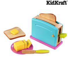 KidKraft Opekač kruha BRIGHT TOASTER