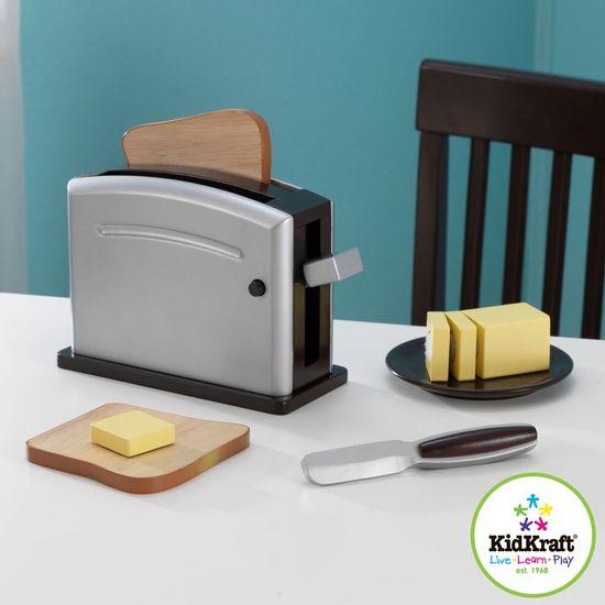 KidKraft Opekač kruha ESPRESSO TOASTER