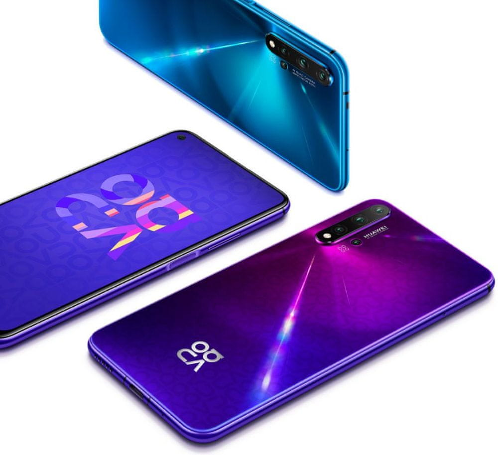 Huawei Nova 5T, 6GB/128GB, Midsummer Purple