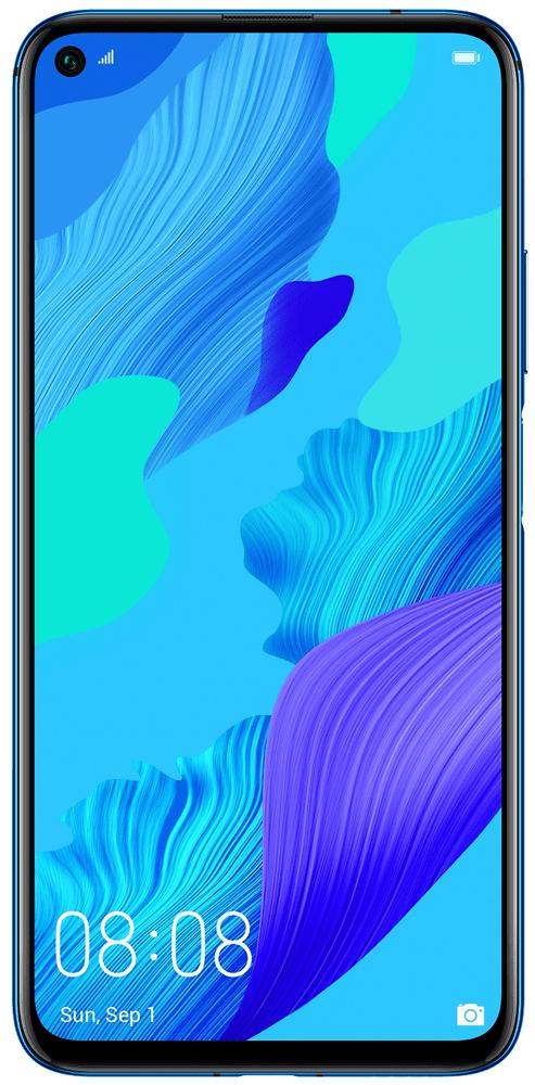 Huawei Nova 5T, 6GB/128GB, Crush Blue
