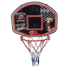 Spartan tabla za košarko in žoga