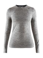 Craft Fuseknit Comfort RN LS W majica, siva, XS