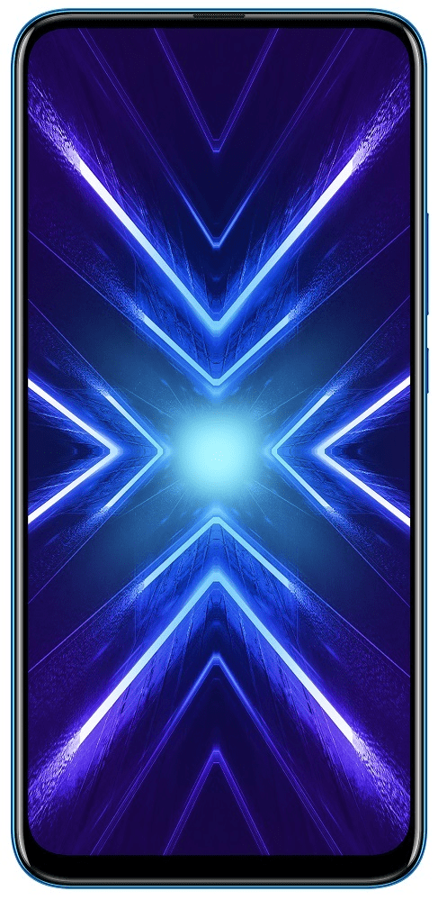 Honor 9X, 4GB/128GB, Blue - rozbaleno