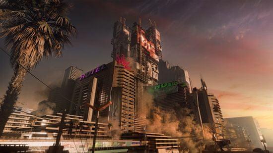 CD PROJEKT Cyberpunk 2077 igra (PS4)
