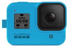 GoPro Sleeve + Lanyard (HERO8 Black) modrý (AJSST-003) - rozbalené