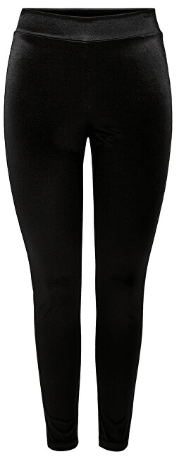 ONLY Dámské legíny ONLZOE 7/8 LEGGINGS JRS Black (Velikost XS)