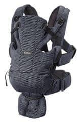 Babybjörn BB Move 3D Mesh ergonomična nosilka, temno siva