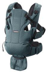 Babybjörn BB Move 3D Mesh ergonomična nosilka, temno zelena