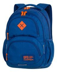 CoolPack Školní batoh Dart XL Teal/orange
