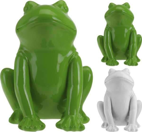 ProGarden Zahradní dekorace žába 29 cm polystone