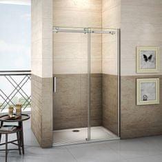H K Posuvné sprchové dvere DIAMOND 116 – 120x195 cm L/P variant