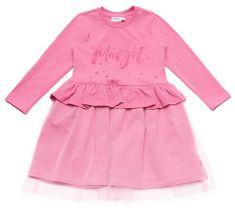 WINKIKI lány ruha 98 rózsaszín