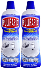 Madel Pulirapid PACK 2x 750 ml Classico bílý