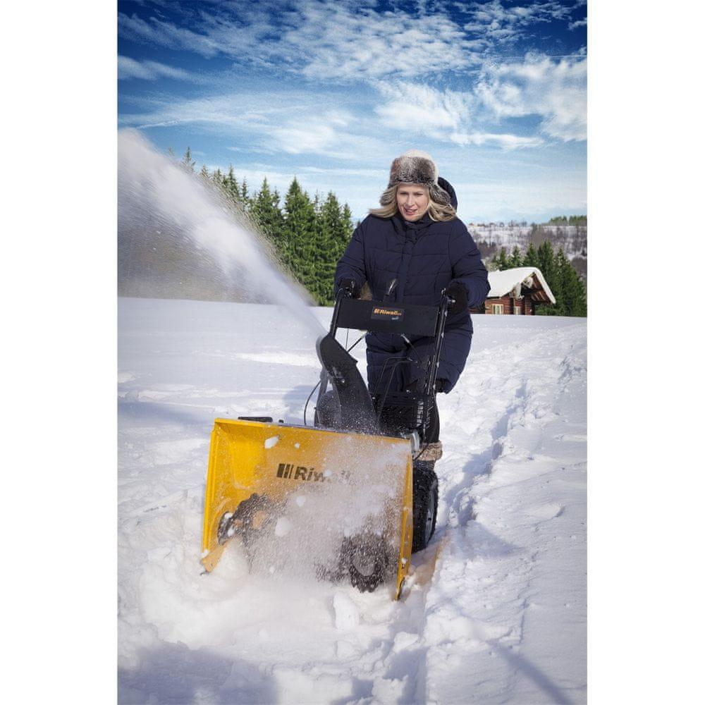 RIWALL Dvoustupňová sněhová fréza RPST 5667 (PS31A1801082B)