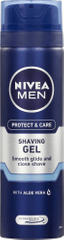 Nivea gel za britje Original, 200 ml