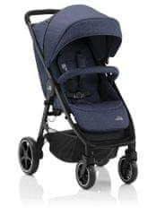 Britax Römer otroški voziček B-Agile M Navy Inc 2021, navy modra