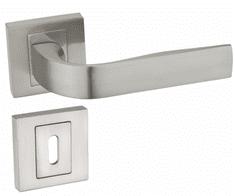 Infinity Line Paola 300 satyna - okucia do drzwi - pod klucz pokojowy