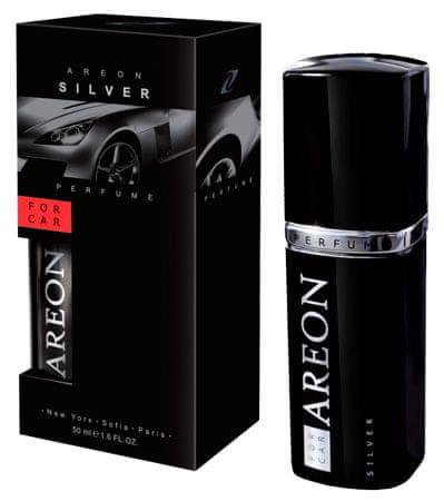 Areon PERFUME 50 ml SILVER