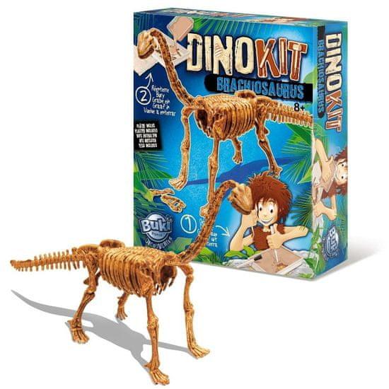 Buki France DinoKIT vykopávka a kostra Brachiosaurus