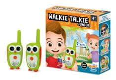 Buki France MiniScience Vysílačky Walkie Talkie Junior 2km