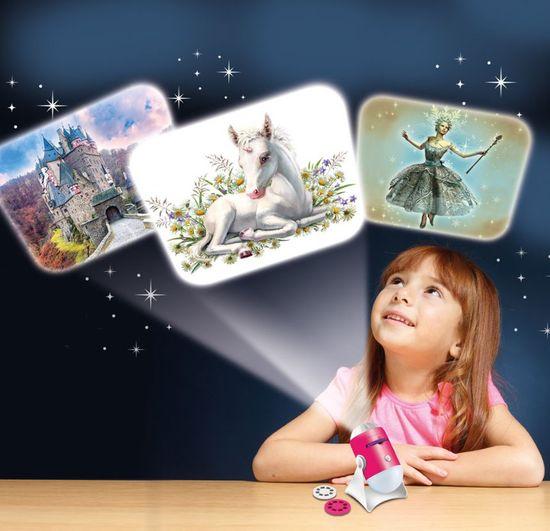 Brainstorm Toys Pohádkový projektor a noční světlo