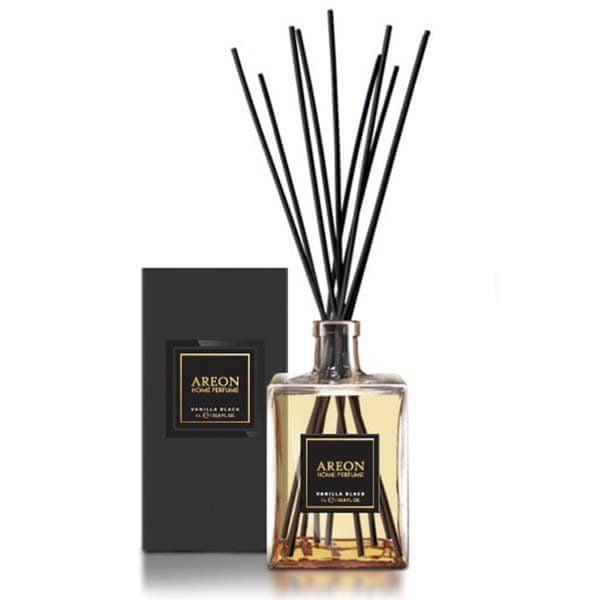 Areon HOME PERFUME BLACK 1000ml - Vanilla Black