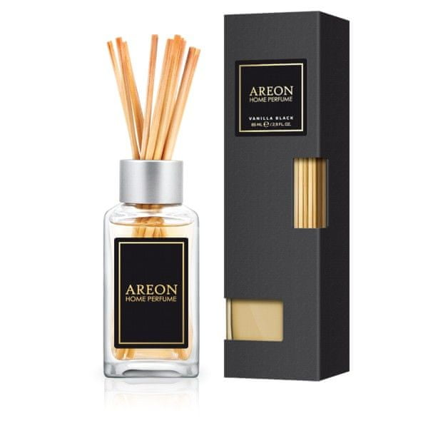 Areon HOME PERFUME BLACK 85ml - Vanilla Black