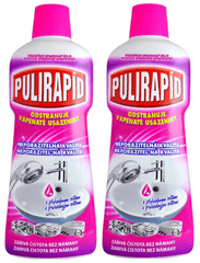 Madel Pulirapid PACK 2 x 750 ml Aceto fialový