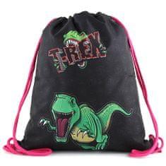 Target Ciljna športna torba, T-Rex, barva črna