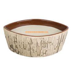 Woodwick Svíčka keramická dekorativní váza , Oheň v krbu, 425.2 g