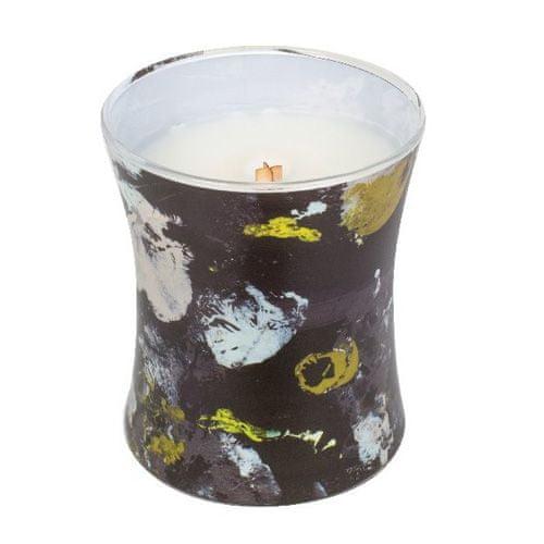 Woodwick Svíčka oválná váza WoodWick, Ebenové dřevo, 275 g