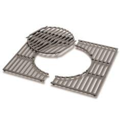 WEBER grill, Cserélhető középponttal, öntöttvas