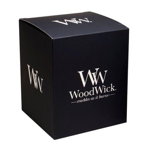 Woodwick darilna škatla, Za srednje svečo, črno
