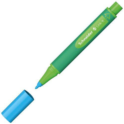 Schneider Fix , Link-It, 1 mm, svetlo modrý