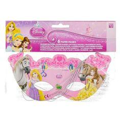 Procos zabavne maske, Disney Princess, 6 kosov