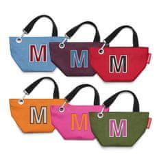 Reisenthel ASST kis táska, M betű, 6 szín a táskám