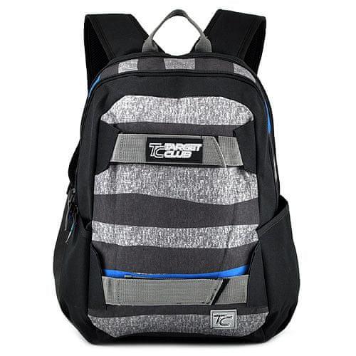 Target Športový plecniak , modro-sivý