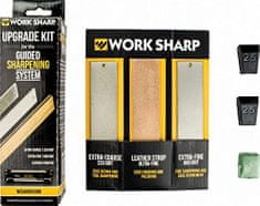 Work Sharp WSSA0003300 WS Guided Sharpening System Upgrade Kit English Only