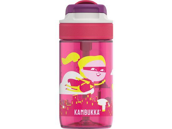 Kambukka 11-04015 Láhev pro děti Lagoon 400 ml Flying Supergirl