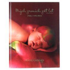Anne Geddes Kniha Mých Prvních Pět Let, Flower X-Large