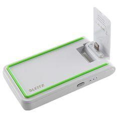 LEITZ Ładowarka mobilna 3w1, biały