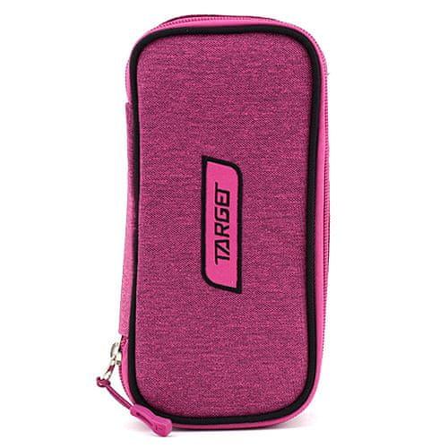 Target Iskolai ceruzatokcél célbetét nélkül, Kompakt, rózsaszín