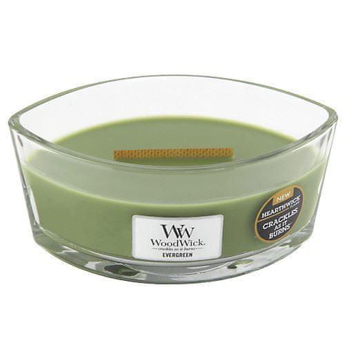 Woodwick Świeca ozdobny wazon , Zapach igieł 453,6 g
