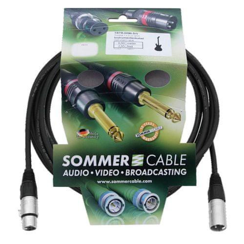 Sommer Cable Štúdiový kábel Sommer, Dĺžka 6 m